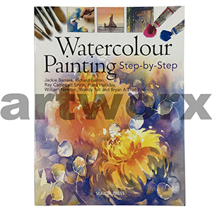 Watercolour Painting Step by Step Book
