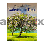 Watercolour Trees Book by Terry Harrison