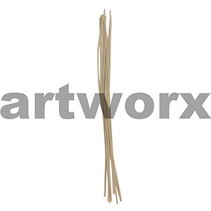 CDN 26 30cm Long Wick 9pk Soy Wicks
