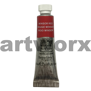 Winsor Red s1 Winsor & Newton Water Colour Paint