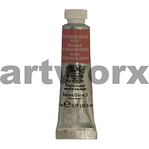 Quinacridone Red s3 Winsor & Newton Water Colour Paint