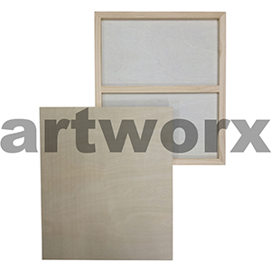 Wooden Rectangle Board 60 x 70cm