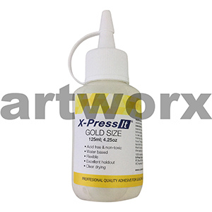 125ml X-press It Adhesive Gold Size