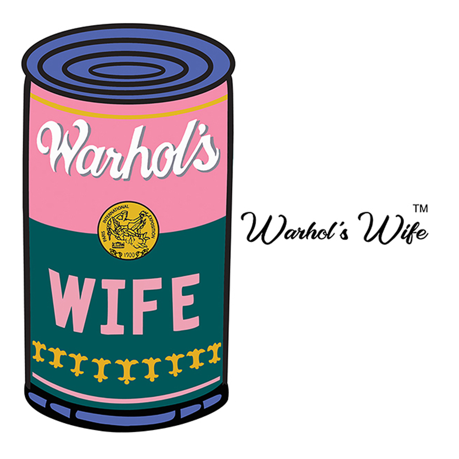 Warhol's Wife Colour Shapers