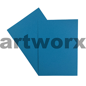 A4 Atlantic 270gsm 20 Sheets 100% Recycled Coloured Cardstock
