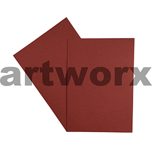A4 Bordeaux 270gsm 20 Sheets 100% Recycled Coloured Cardstock