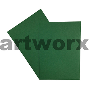 A4 Emerald 270gsm 20 Sheets 100% Recycled Coloured Cardstock