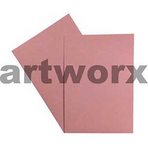 A4 Flamingo 270gsm 20 Sheets 100% Recycled Coloured Cardstock