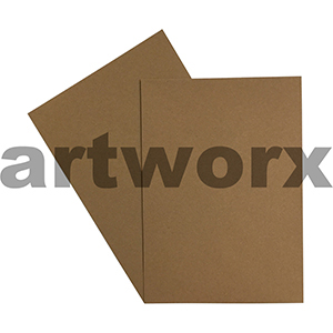 A4 Latte 270gsm 20 Sheets 100% Recycled Coloured Cardstock