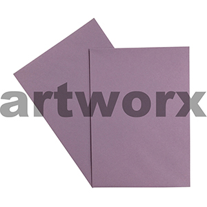 A4 Orchid 270gsm 20 Sheets 100% Recycled Coloured Cardstock