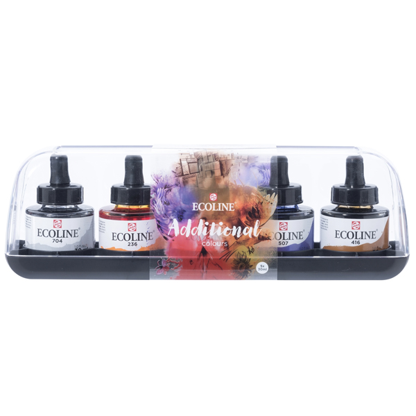 5pc Additional Ecoline Set 30ml