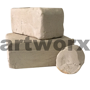 10kg White Air Drying Clay Earthenware