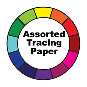 Assorted Tracing Paper