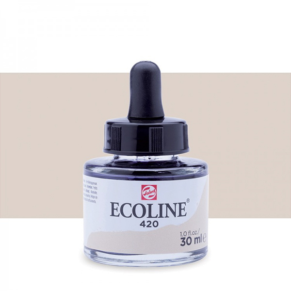Beige Talens Ecoline Ink 30ml