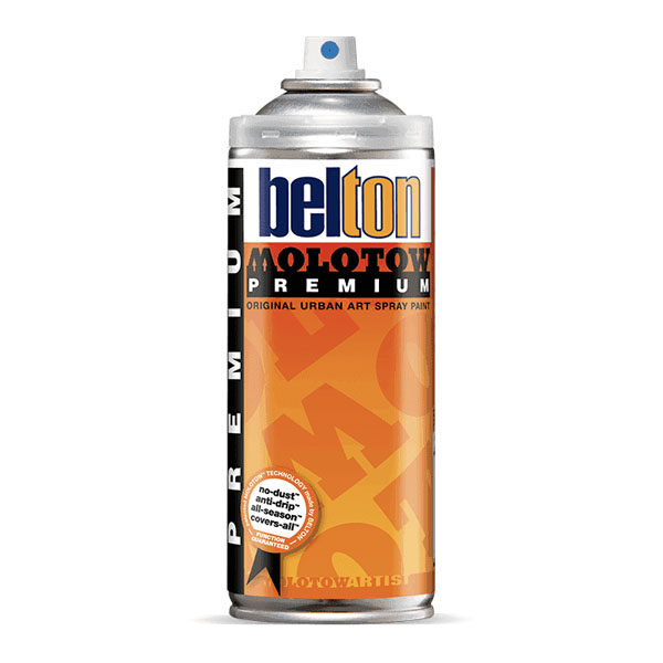 Clear Coat Gloss Transparent Molotow Spray Paint