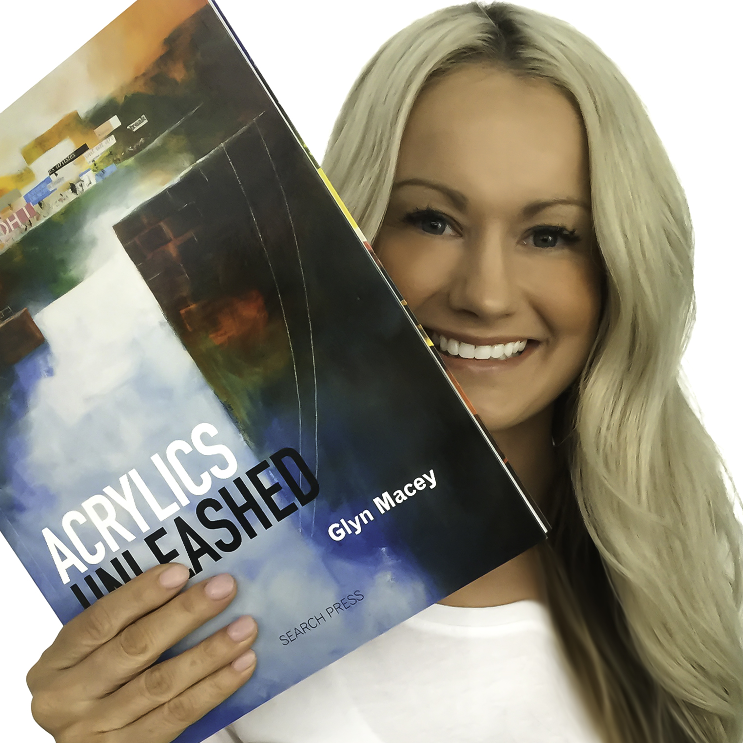 Acrylic Painting Books