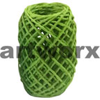Plain Coloured Paper Twine 15m Lime