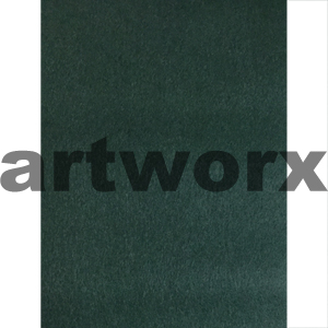 20.5x31cm Acrylic Felt Sheet Green