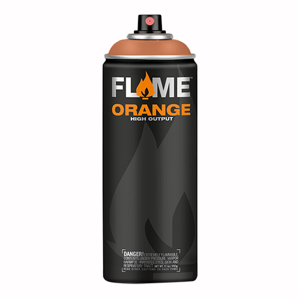 Apricot High Output 400ml Flame Spray Paint
