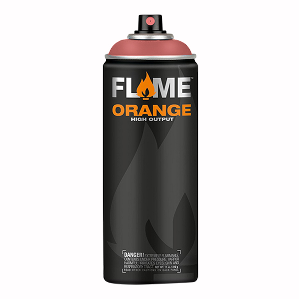 Coral High Output 400ml Flame Spray Paint