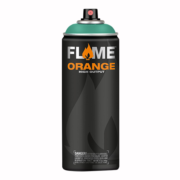 Crazy Riviera High Output 400ml Flame Spray Paint
