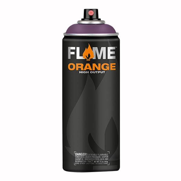 Crazy Violet High Output 400ml Flame Spray Paint
