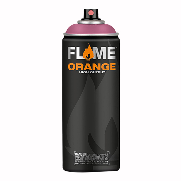 Erica Violet High Output 400ml Flame Spray Paint