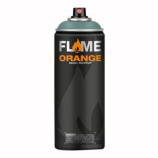 Verdigris Middle High Output 400ml Flame Spray Paint
