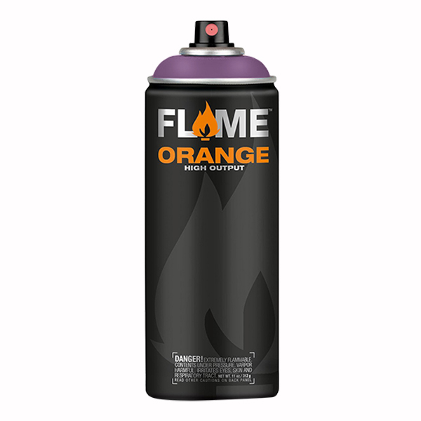 Violet High Output 400ml Flame Spray Paint