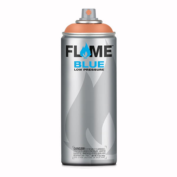 Apricot Low Pressure 400ml Flame Spray Paint