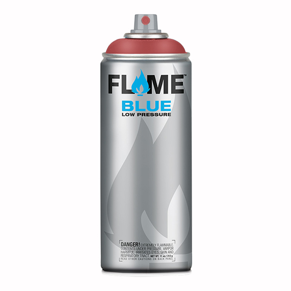 Fire Red Low Pressure 400ml Flame Spray Paint