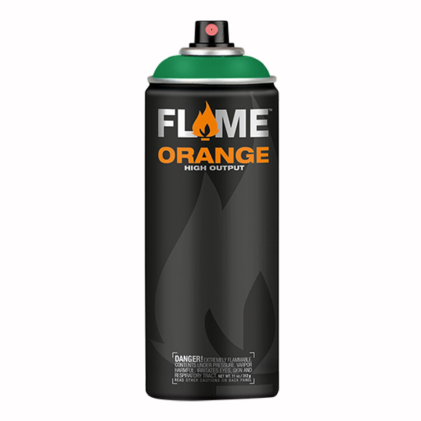 Juice Green High Output 400ml Flame Spray Paint