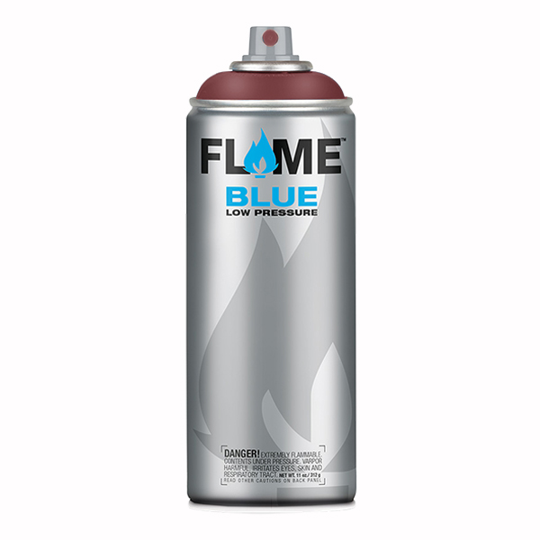 Ruby Red Low Pressure 400ml Flame Spray Paint