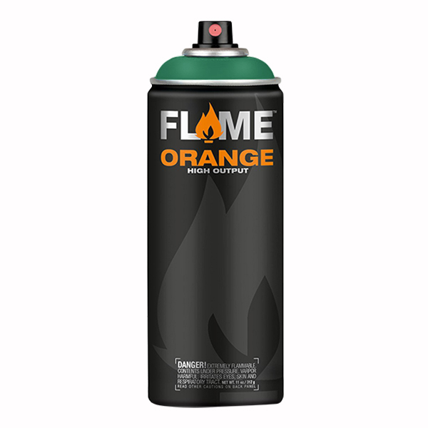 Turquoise High Output 400ml Flame Spray Paint