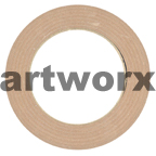50mmx50m Brown Kraft Tape