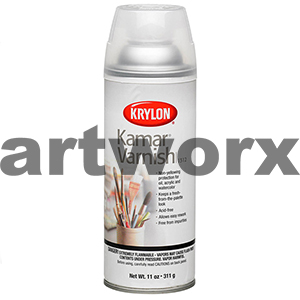 Kamar Varnish 1312 311g Krylon Spray