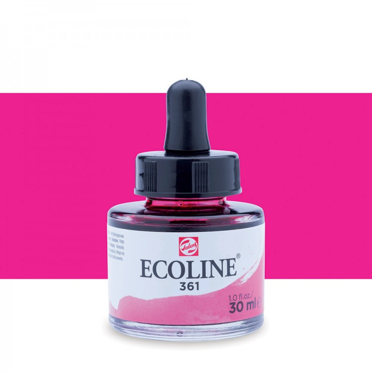 Light Rose Ecoline Ink 30ml