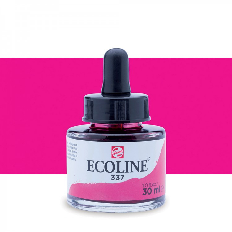Magenta Talens Ecoline Ink 30ml