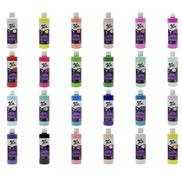 Mont Marte Pouring Acrylic Paint 240ml