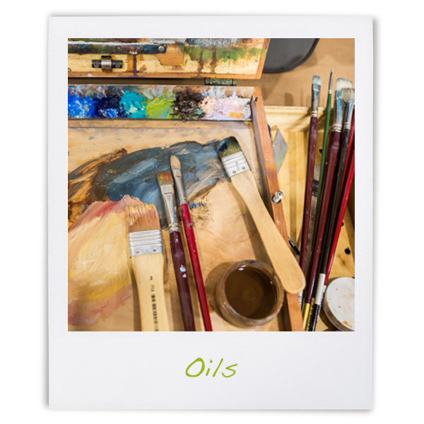 Adult Oil Painting Art Classes