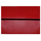 C6 Metallic Bright Red or Jupiter Envelopes