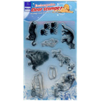 Exchangeable Clear Stamper Cats