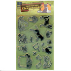 Exchangeable Clear Stamper Farm