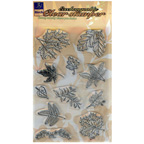 Exchangeable Clear Stamper Leaves