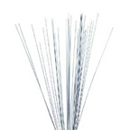 30pc Florist Craft Wire Uncoated