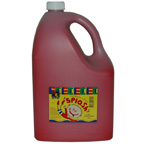Toffee Apple Red Acrylic Paint 5 Litre Splash