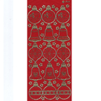 Red Stickers Christmas Decorations 29-11