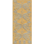 Gold Stickers Dragonflies 290-01
