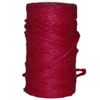 5mm Jute Coloured Pink