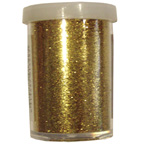 Star Dust Glitter Gold